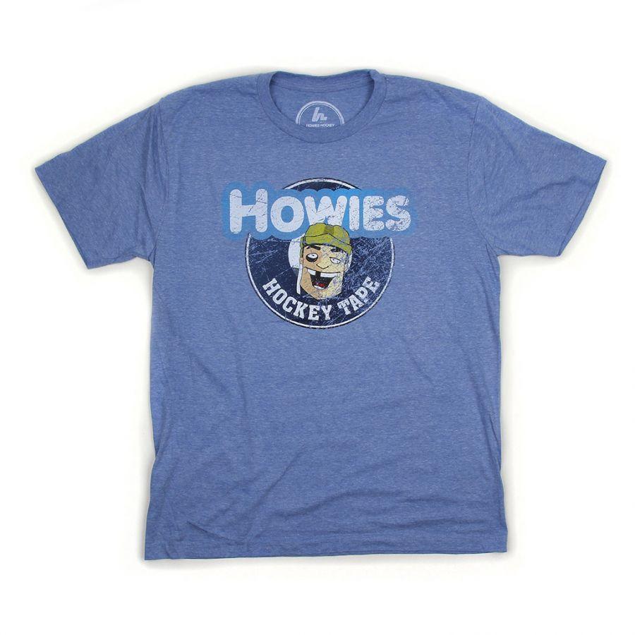Футболка Howies Vintage синяя