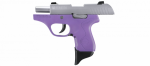 Боевой Пистолет Beretta pico lavender frame