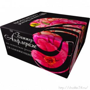 Баттер-анфлераж® Увлажняющий на лепестках розы