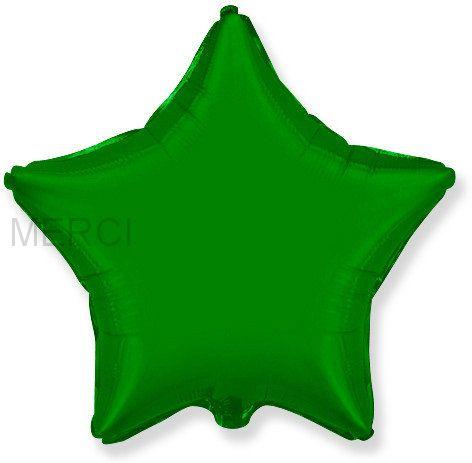 БОЛЬШАЯ ЗВЕЗДА зеленый
