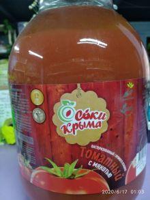Сок томатный