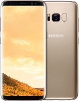 Galaxy S8+ 64GB DUOS Maple Gold
