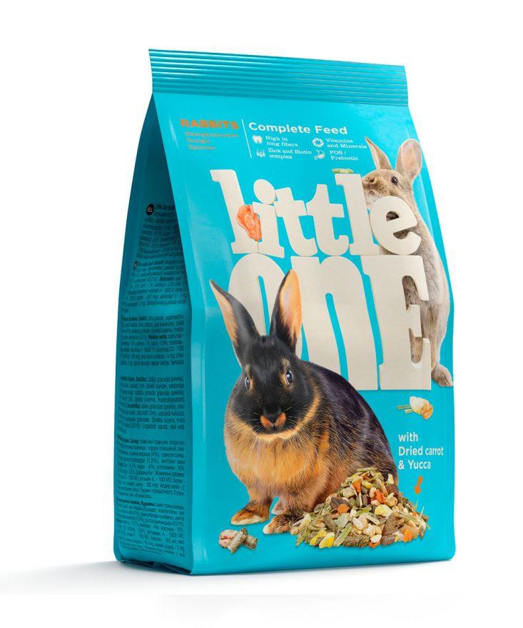 Корм Little One для кроликов 900гр