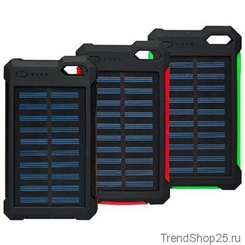 Power Bank на солнечных батареях Universal 28000 mAh