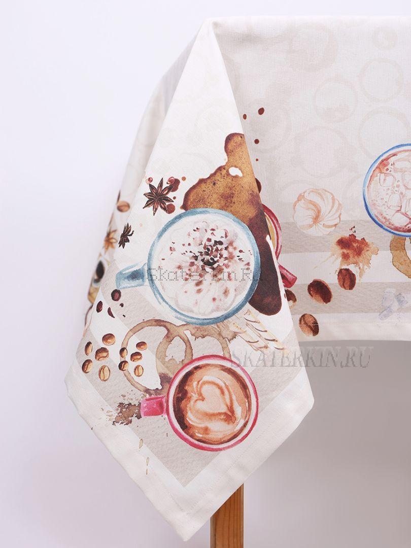 Скатерть Coffee time