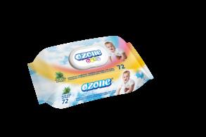 ТМ «Ozone» с клапаном 72 АЛОЕ ВЕРА