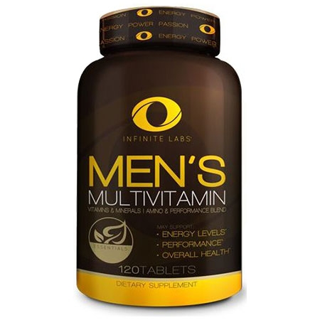 Men's Multi-Vitamin Infinite Labs (120 таб)