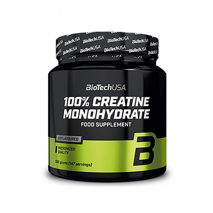 100% creatine monohydrate(Bio Tech)
