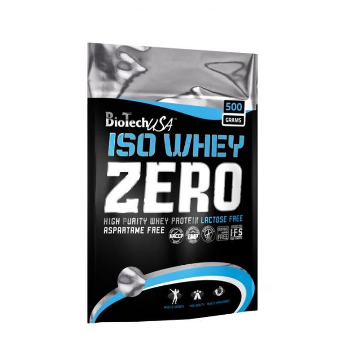 ISo Whey ZERO 500гр (BioTech)
