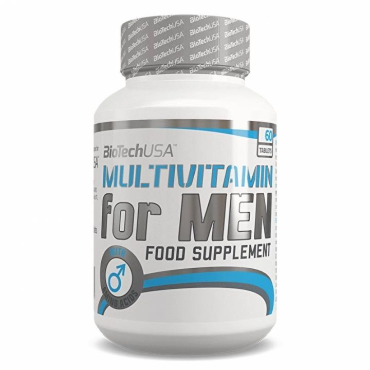 Multivitamin for Men 60 табл(BioTech)