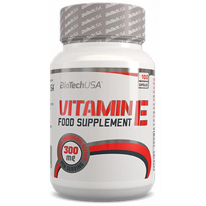 Vitamin E 300 100 таб (BioTech)