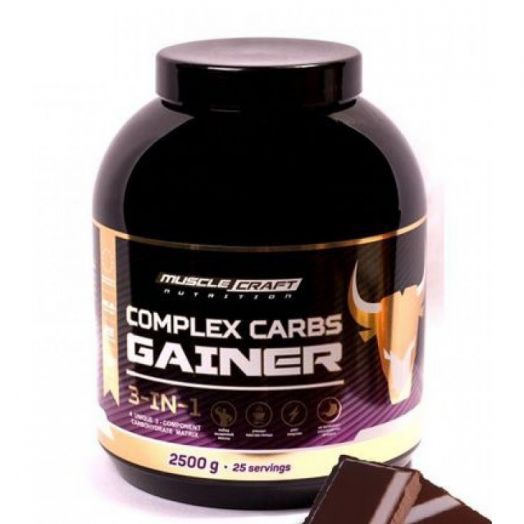 GAINER COMPLEX CARBS, 2500g (Musclecraft)