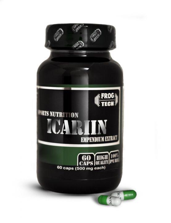 Icariin 60 caps(FrogTech)