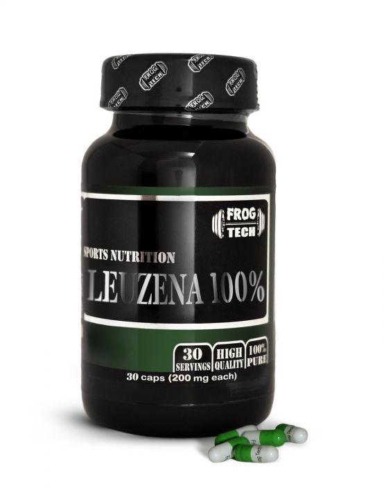 Leuzea 100% 30 caps (FrogTech)