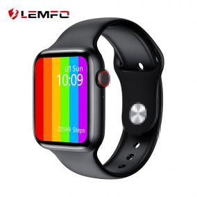 Смарт часы LEMFO W26 IP68 ЭКГ с измерением температуры тела