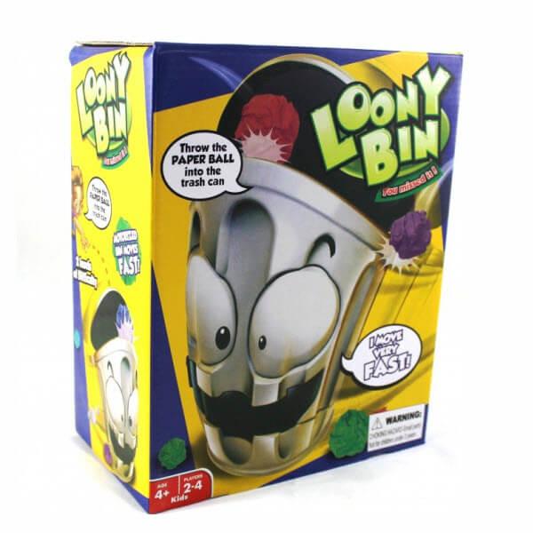 Интерактивная игра Loony Bin