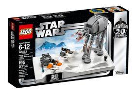 40333 Лего Битва на Хоте - Юбилейное издание