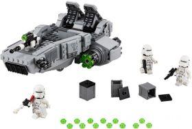 75100 Лего Снежный спидер Первого Ордена