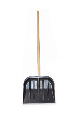 Лопата Зима №3 с ал.планкой с чернем