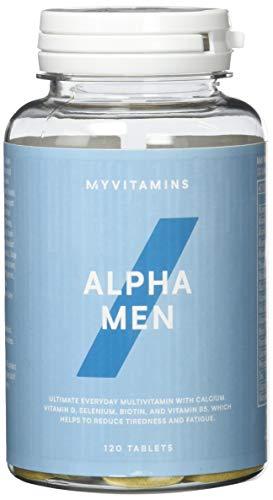 MYPROTEIN ALFA MEN 120 кап