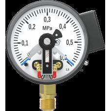 Датчик давления (манометр электроконтактный), G=1/2, 0-6 Атм