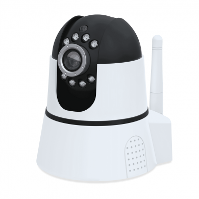 Комнатная Wi-Fi видеокамера