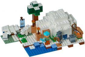 21142 Лего Полярное иглу
