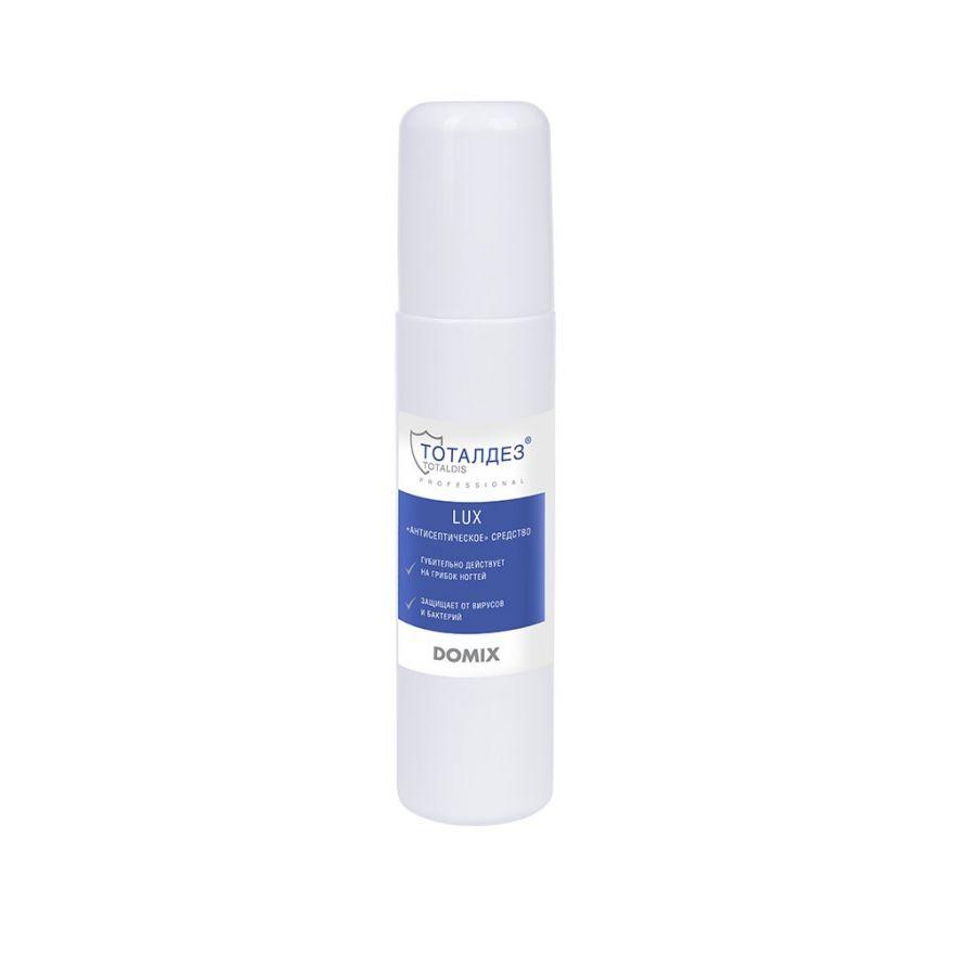 """Тоталдез Противогрибковое антисептическое средство, спрей для обработки рук и ступней ног """"Люкс"""", 150 м"""