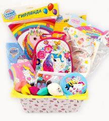 """Unicorn box """"С днём рождения!"""""""