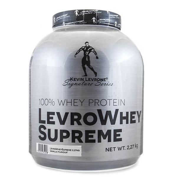 Levron Whey, 2,27 кг (Kevin Levron)