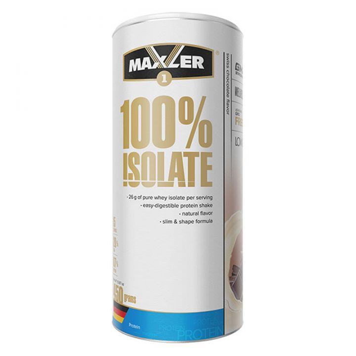 100% Isolate, 450 гр (Maxler)