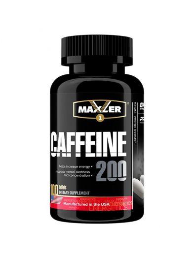 CAFFEINE 100tabl (Maxler)