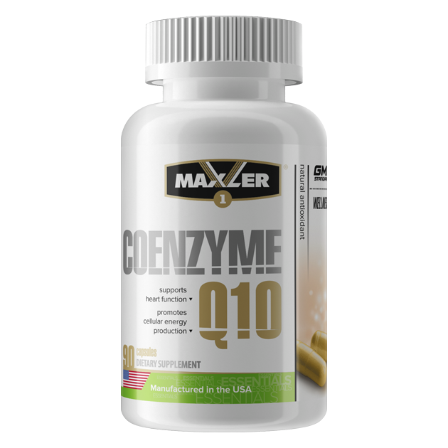 Coenzyme q10 90 кап (Maxler)