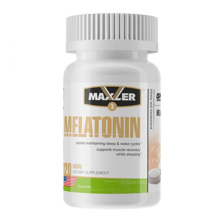 Melatonin 120 tab (Maxler)