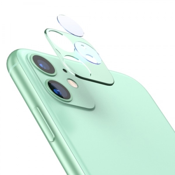 Стекло защитное TOTU для основной камеры iPhone 11