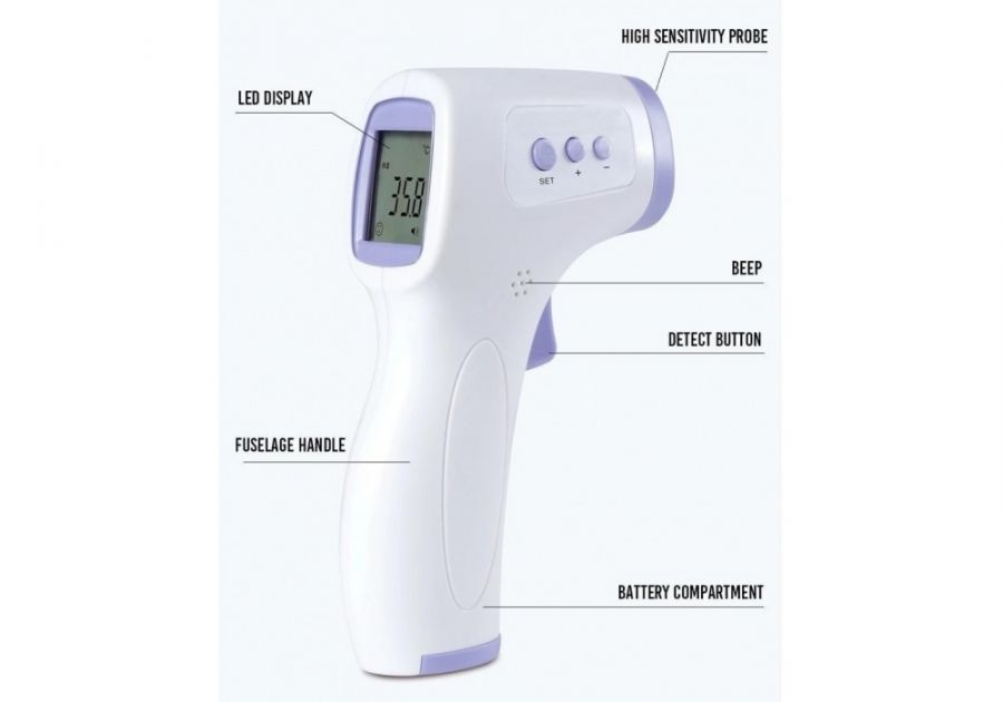 Пирометр XO Simple Is Beauty Infrared Temperature