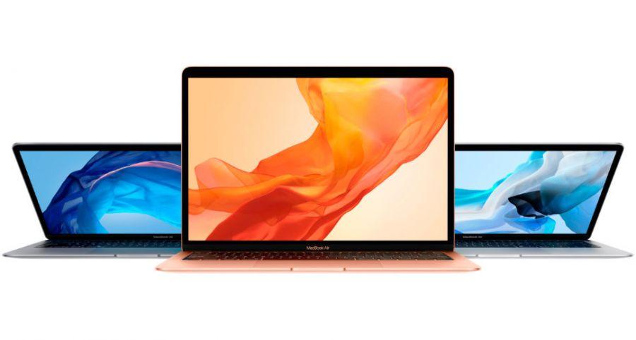 "Ноутбук Apple MacBook Air 13 дисплей Retina с технологией True Tone Early 2020 (Intel Core i5 1100MHz/13.3""/2560x1600/8GB/512GB SSD/DVD нет/Intel Iris Plus Graphics/Wi-Fi/Bluetooth/macOS)"