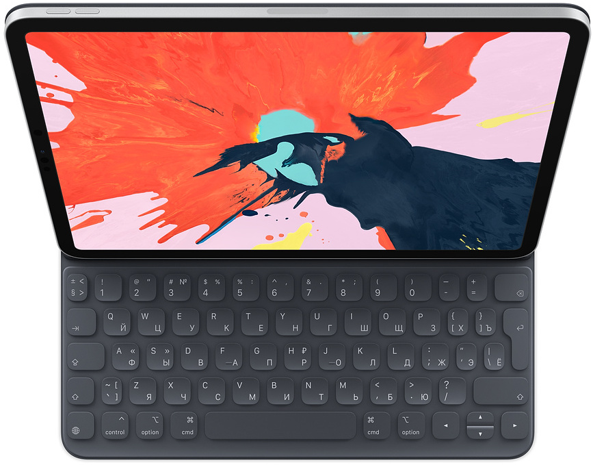 Клавиатура Smart Keyboard Folio для iPad Pro 12.9 дюйма