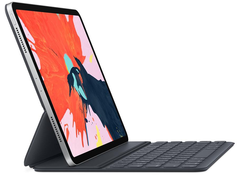 Клавиатура Smart Keyboard Folio для iPad Pro 12.9 дюйма