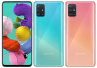 Смартфон Samsung Galaxy A51 128GB RU