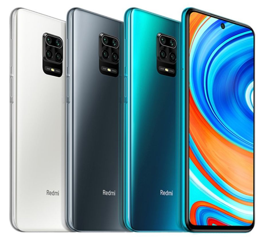 Смартфон Xiaomi Redmi Note 9S 6/128GB