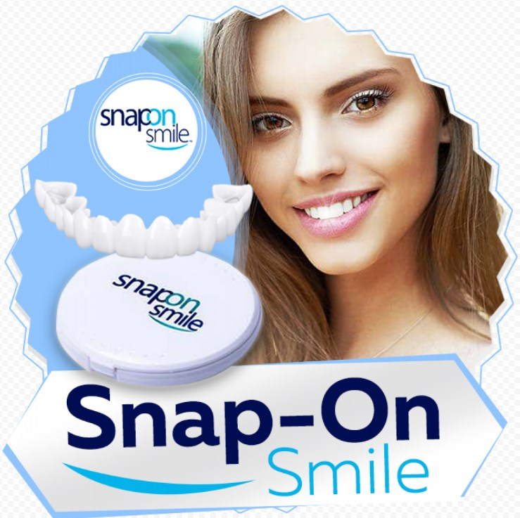 Виниры Snap On Smile пара ( верх и низ)