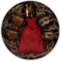 Набор ассорти мед-чай