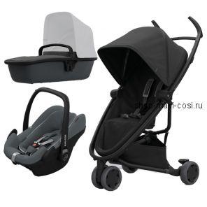 Quinny Zapp Flex 3 в 1, Коляска для новорожденного Quinny Zapp Flex (Квинни Запп Флекс 3 в 1)