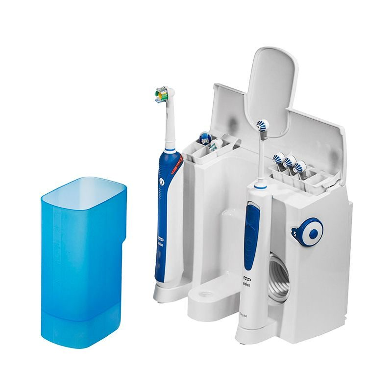 Зубной центр Oral-B Professional Care OxyJet + 2000