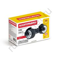 Конструктор MAGFORMERS 713028 Transform wheel Set