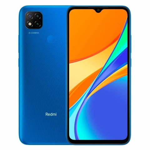 Xiaomi Redmi 9C NFC Blue 32Gb