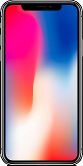 APPLE IPHONE X 256GB GRAY