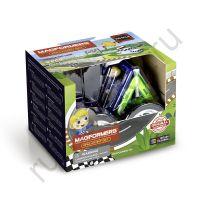 Магнитный конструктор MAGFORMERS 707016 Rally Kart Set (Boy)