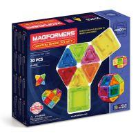 Магнитный конструктор MAGFORMERS 714002 Window Basic 30 set